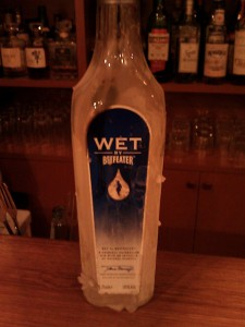 WET BY BEEFEATER
